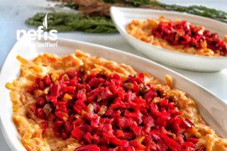 Cevizli Biberli Havuç Salatası Tarifi