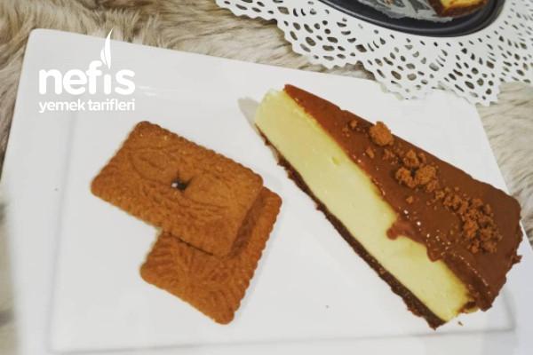 Cheesecake (Spéculos Kremalı) Tarifi