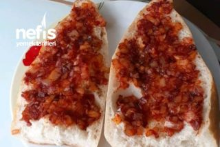 Ekmek Üstü Soğan Kavurması Tarifi