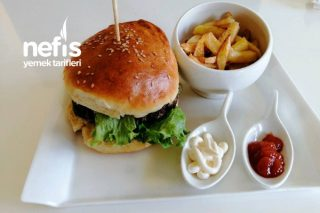 Ev Hamburgeri Tarifi