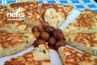 Hazırlaması Pişirmesi Toplam 10 Dk Süren Kahvaltılık Tarifi