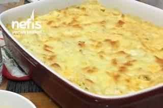 Mac And Cheese (Fırında Başamel Soslu Makarna) Tarifi