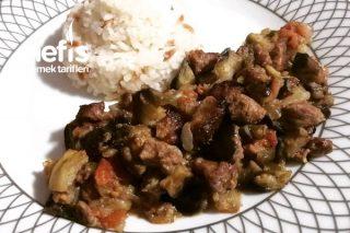 Nefis Malatya Patlıcan Tava Tarifi
