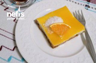 Portakal Soslu Etimek Tatlısı Tarifi