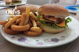 Burger King'in Whopper Burgerini Bir de Evde Deneyelim Tarifi