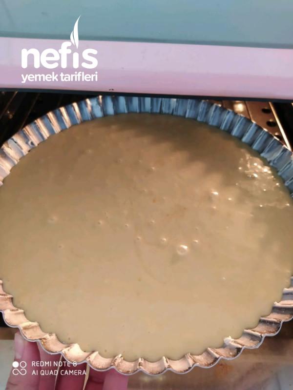 Çilekli Pasta(tart Kalıbında)
