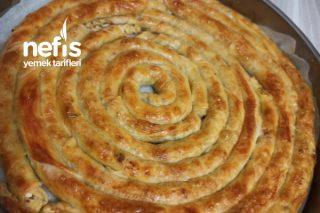 El Açması Peynirli Börek Tarifi