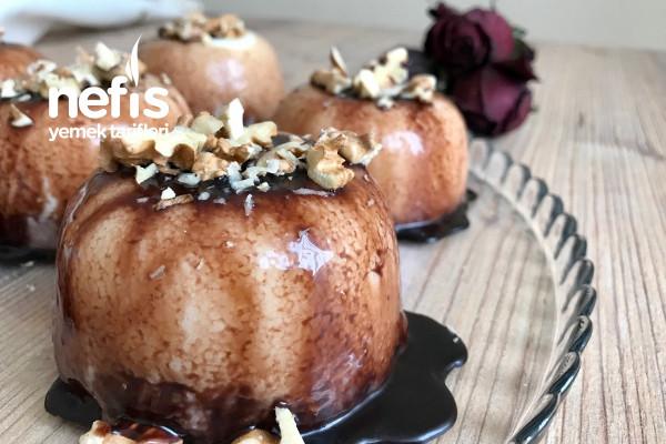 Fincan Tatlısı (Az Malzemeli) Tarifi