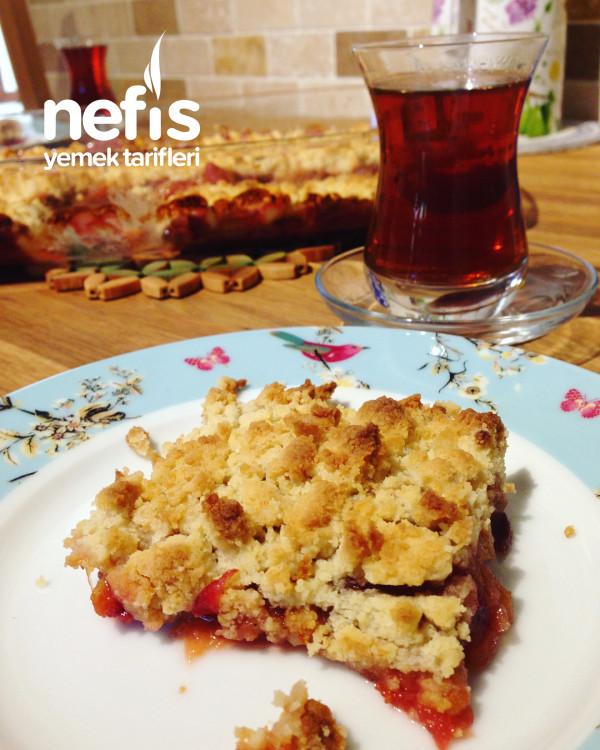 Kırıntılı Elma&erik Tatlısı(apple Crumble)