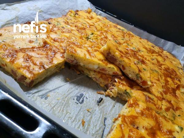 Pizza Börek Tarifi (Videolu)