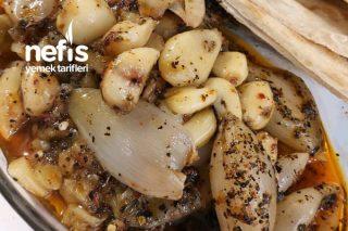 Soğan Kebabı (Tavuk Ve Et Yemeklerin Yanında) Tarifi