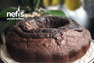 Sufle Tadında Çikolatalı Kek Tarifi