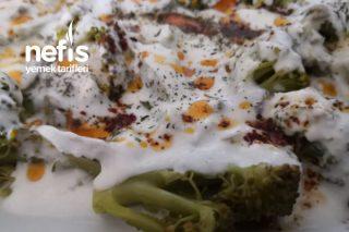 Yoğurtlu Enfes Brokoli Tarifi