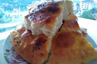 Yumuşacık Puf Puf Kabaran Pastane Pidesi Tarifi