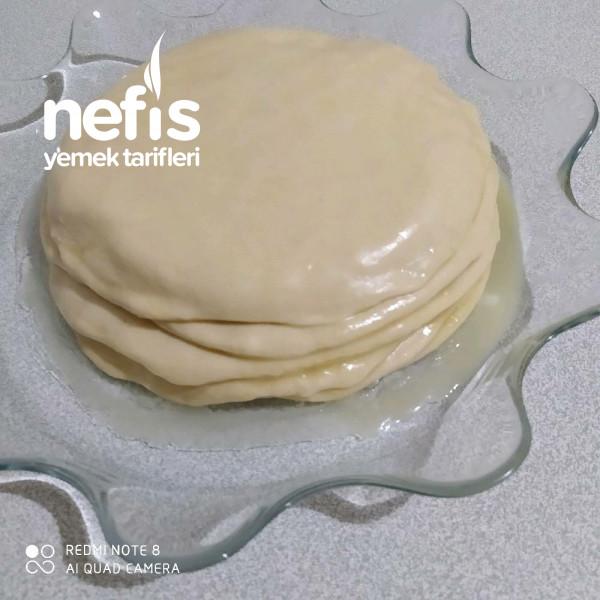 Boşnak Böreği(çarşaf Böreği)