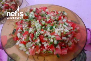 Cevizli Kaşık Salatası Tarifi