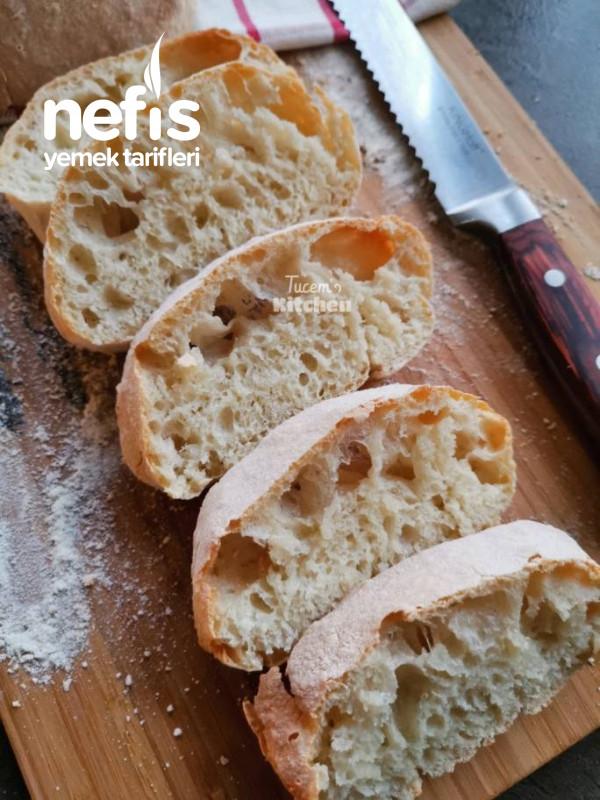 Ciabatta İtalyan Ekmeği