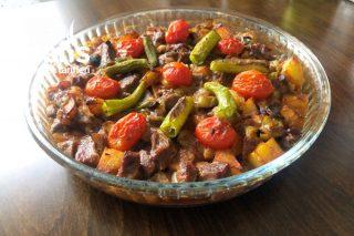 İftara Ne Pişirsem Diye Düşünenlere Patatesli Şehzade Kebabı Tarifi