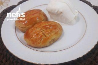 Pastane Tadında Portakallı Şekerpare (tam ölçülü) Tarifi
