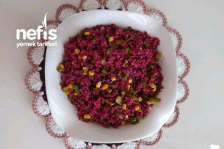 Şalgamlı Salata Tarifi