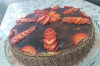 Tart Kabında Kek Tarifi