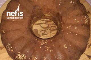 Çikolata Sosu İçinde Olan Kek Tarifi