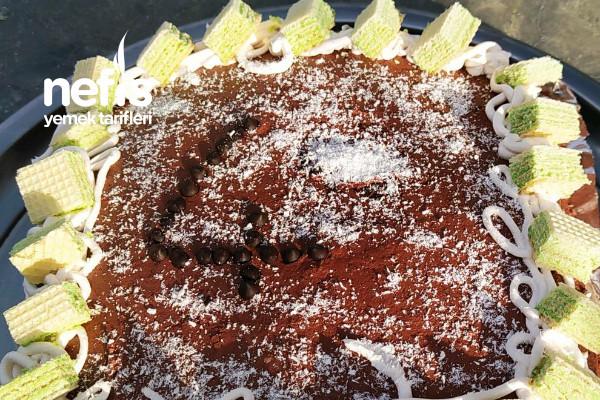 Doğum Günü Pastası Tarifi