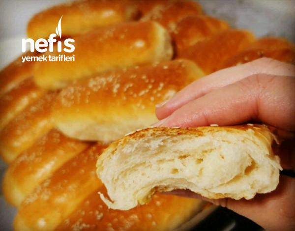 En Yumuşak Sandvıç Ekmeğı Yapımı Vıdeolu