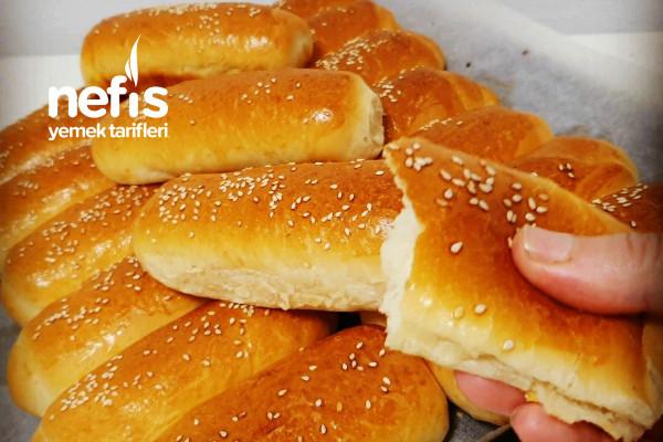 En Yumuşak Sandviç Ekmeği Yapımı Videolu Tarifi