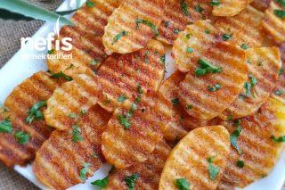 Fırında Baharatlı Patates (Tamamlayıcı) Tarifi