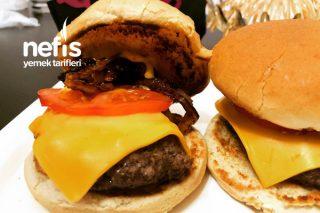 Hardallı Hamburger Tarifi