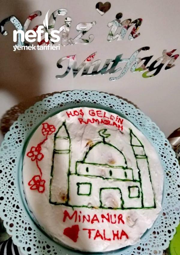Hoşgeldin Ramazan Pastam
