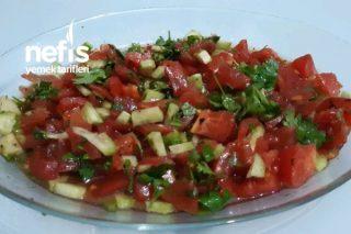 Kaşık Kaşık Yediren Kaşık Salatası Tarifi