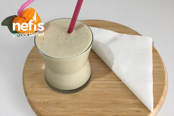 Milkshake (Çaktırmadan Avokado Yedirmek) Tarifi