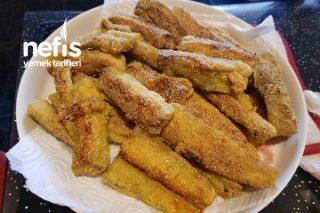 Nefis Patlıcan Kızartması Tarifi