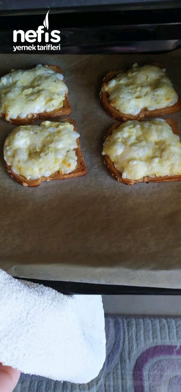 Ozanimin Sarımsaklı Ekmeği