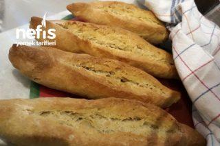 Siyez Ve Beyaz Un İle Basit Ev Ekmeği Tarifi