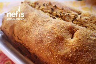 Baton Kalıpta Siyez Unu ile Ekmek Tarifi (Videolu)