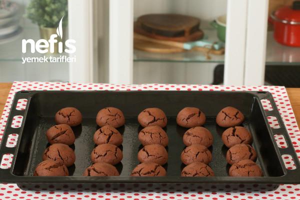 Kakaolu Portakallı Şekerpare