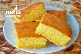 Limonlu ve Zerdeçallı Kek Tarifi