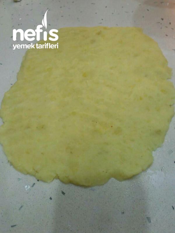 Patatesli Tavuklu Rulo Darması
