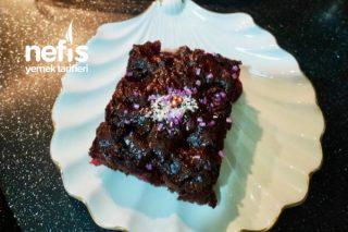 Vişneli Damla Çikolatalı Islak Kek Garanti Lezzet Tarifi