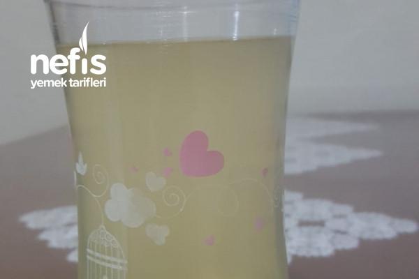 Ananaslı Ödem Atıcı Su (Soğuk İçecek) Tarifi