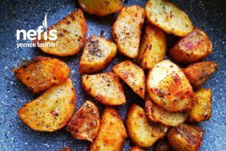 Hem Sağlıklı Hem de Lezzetli Patates Tarifi