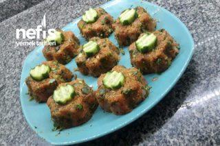 Patatesli Bulgurlu Köfte (Enfes) Tarifi
