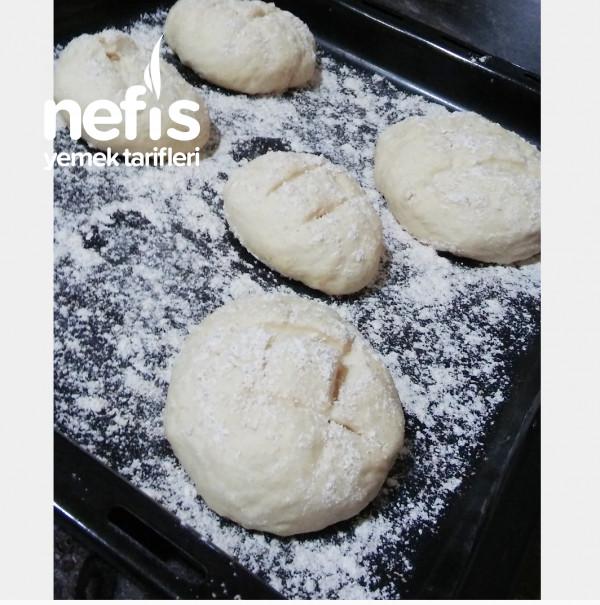 Pofuduk Ekmek (Çok İyi Mayalanır Ve Mükemmel Kabarır)