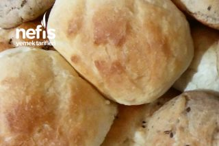 Pofuduk Ekmek (Çok İyi Mayalanır Ve Mükemmel Kabarır) Tarifi