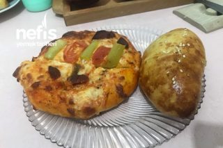 Bir Hamurdan İki Farklı Tarif Pizza Ve Poğaça Tarifi