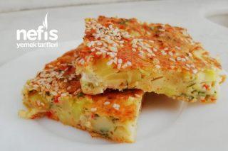 Böreği Aratmayan Nefis Patatesli Kek Tarifi