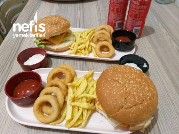 Çok Kolay Hamburger